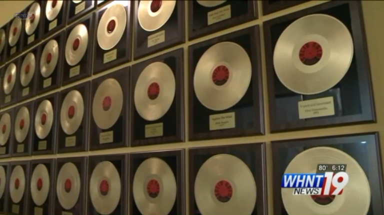 Gold Record Room' a jaw-dropping tribute to Alabama's 'Hit