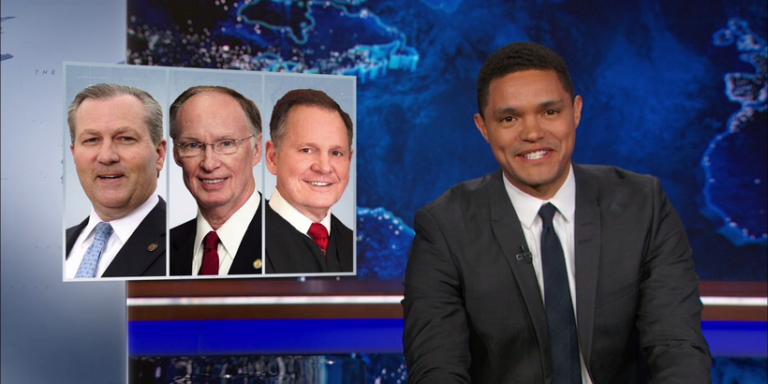 Alabama political scandals get 'The Daily Show' treatment