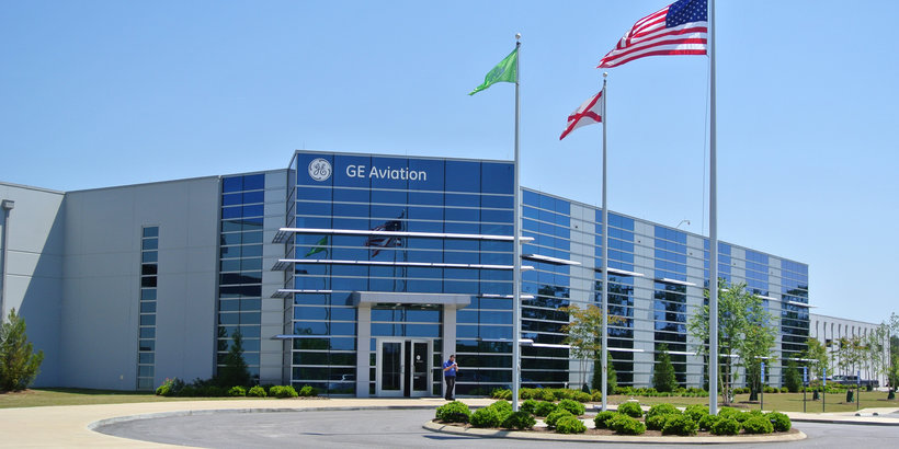 GE Avation's facility in Auburn (Photo: Made in Alabama)