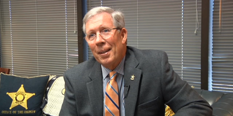 Positivity and Awareness:  Alabama sheriff shares his cancer story