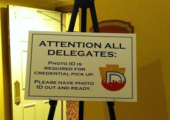 DNC voter ID