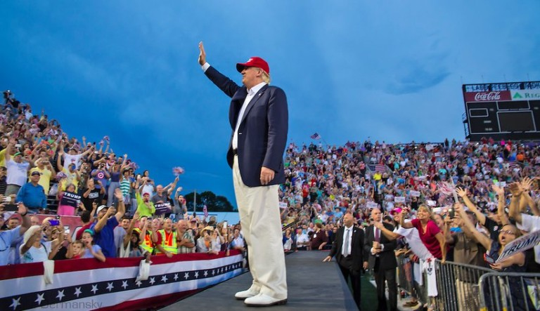 Roll Trump Roll! President to attend Alabama-Georgia national championship game
