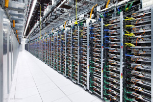 Google's data center in Mayes County, Oklahoma is one of several the company operates in the U.S. (Google)