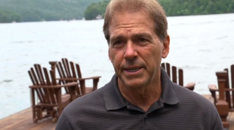 nick sabans Nick saban coached the alabama crimson tide to the brink of his  what nick saban said after alabama's heartbreaking loss to clemson in national championship game.