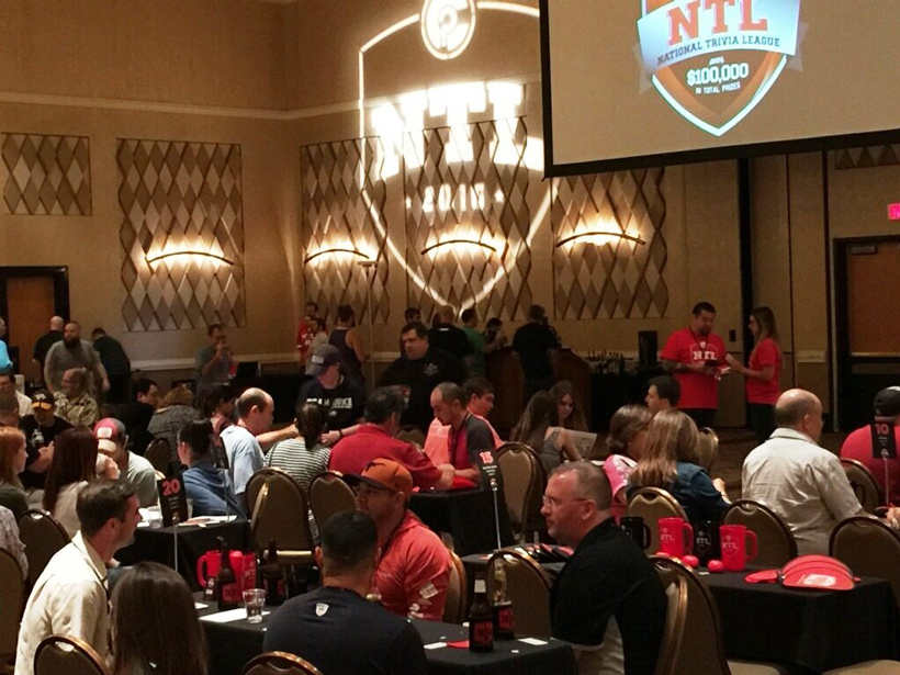 The National Trivial League finals were held in Las Vegas last weekend. One Alabama team won the championship while another finished in the Top 10. (John Herr / Alabama NewsCenter)