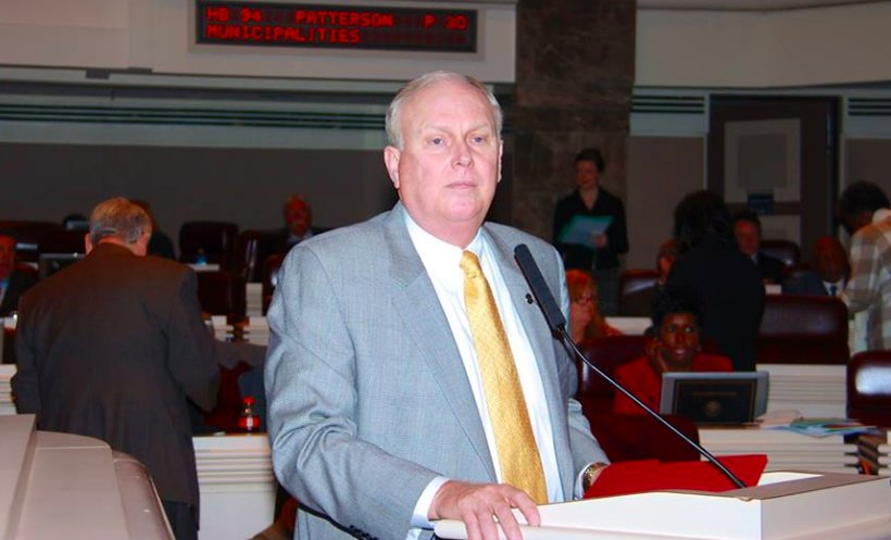 Alabama State Rep. Jim Patterson (R-Meridianville)