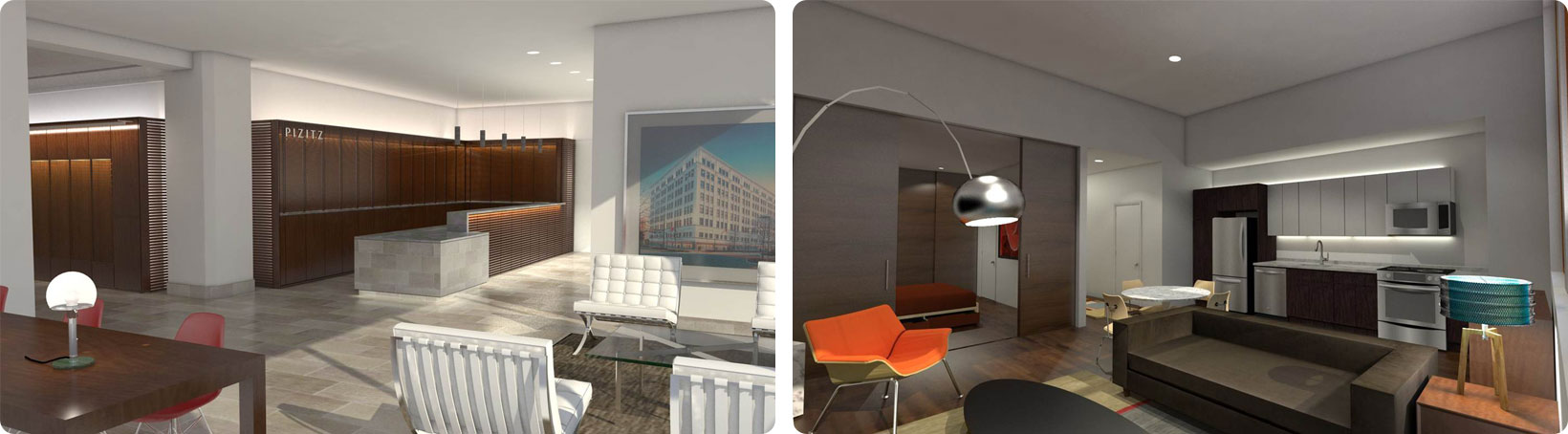 The apartment area of the Pizitz building will have its own entrance off 19th Street. (contributed)