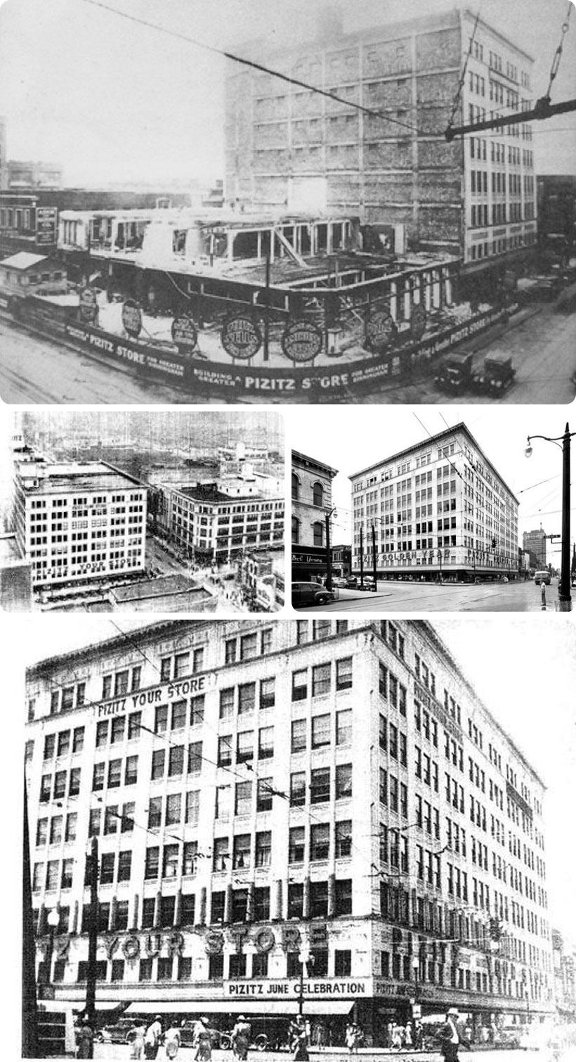 pizitz-building-layout