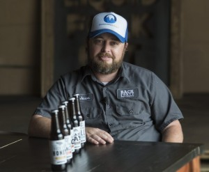 Founder and CEO Jason Wilson says Back Forty Beer Co. is right at home in Gadsden even as it expands into a global brand. (Bernard Troncale / Alabama NewsCenter)