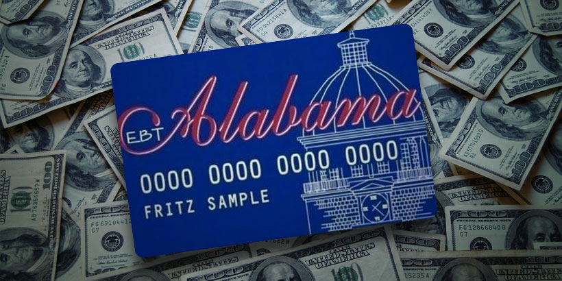 Food Stamp  Number Alabama