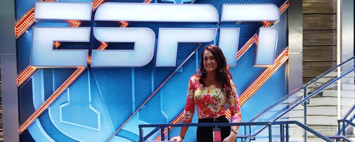 The bright lights and popular ESPN shows such as SportsCenter, Baseball Tonight, Mike and Mike and First Take were included in Bowes' internship. (file)