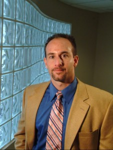 Dr. Josh Klapow, clinical psychologist and professor at UAB. (UAB Media)