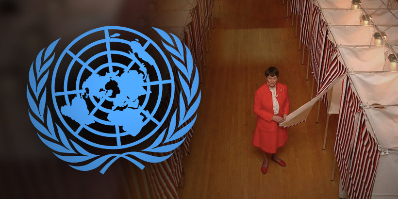 """The United Nations is sending """"election observers"""" into Alabama, other states."""