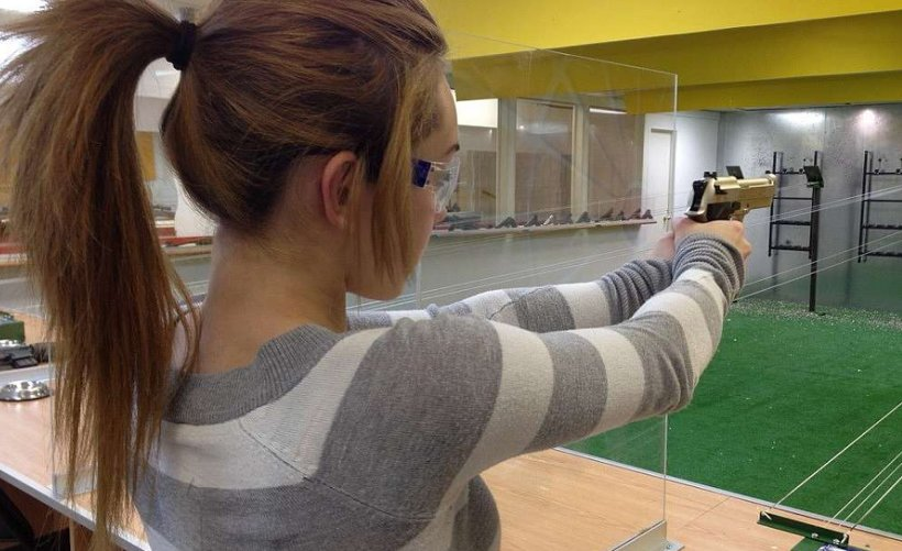 Women are arming themselves at higher rates than at any time in recent history.