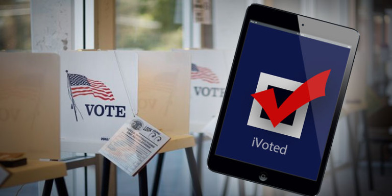 Montgomery County, Sec. of State Merrill partner on program to put voter registration kiosks on college campuses