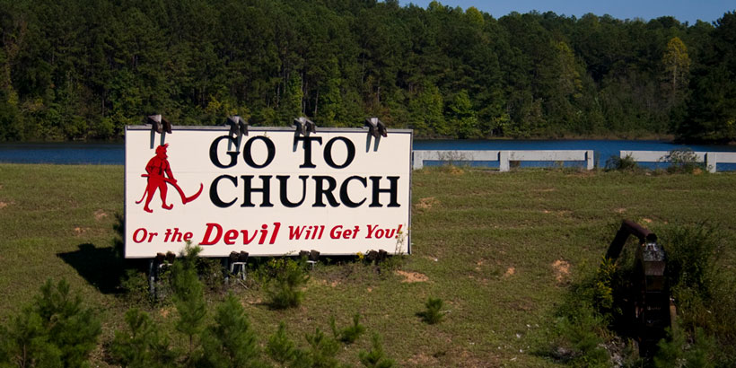 Image result for How to make the sign of the devil