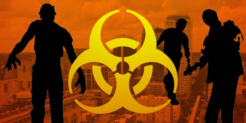 Pyschlogical analysis of zombie apocalypse survivors