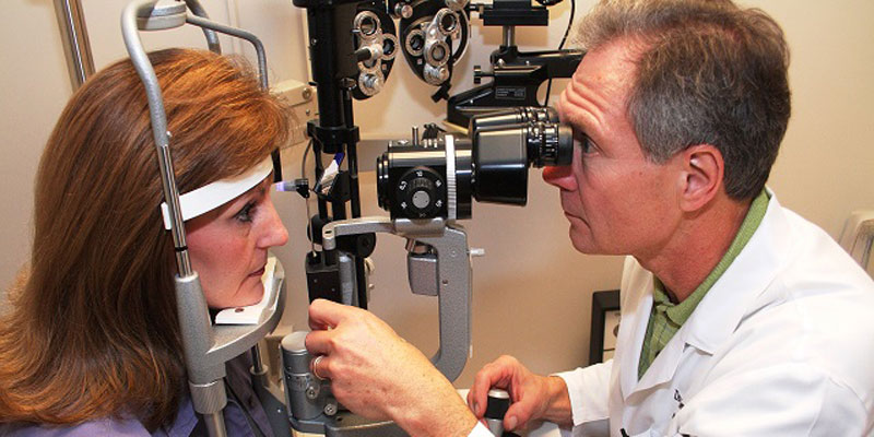 UAB will offer free eye exams in conjunction with the Jefferson County Department of Health. (UAB)