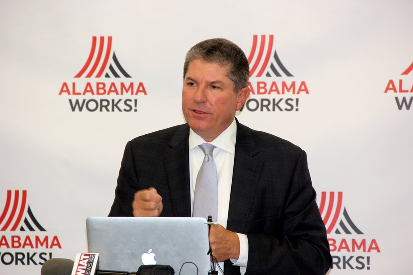 Zeke Smith, executive vice president at Alabama Power Co. and chairman of the Alabama Workforce Council.