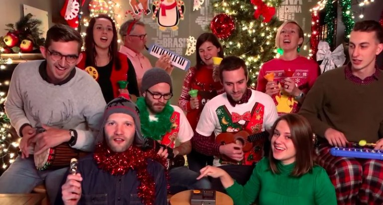 NAILED IT: Alabamians sing 'Joy To The World' with classroom instruments and it's awesome