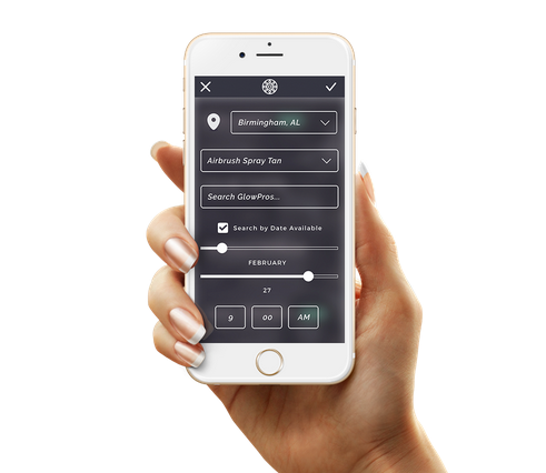 glow-app-screen