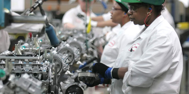Honda Huntsville Al >> Alabama auto industry drives into new era with brainpower jobs, deeper skills - Yellowhammer ...