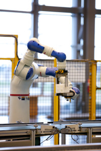 The Alabama Robotics Technology Park near Decatur is a training resource for Alabama's automakers. Robotics Technology Park