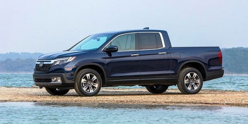 The 2017 Honda Ridgeline won top honors today at the North American International Auto Show in Detroit. (Honda)