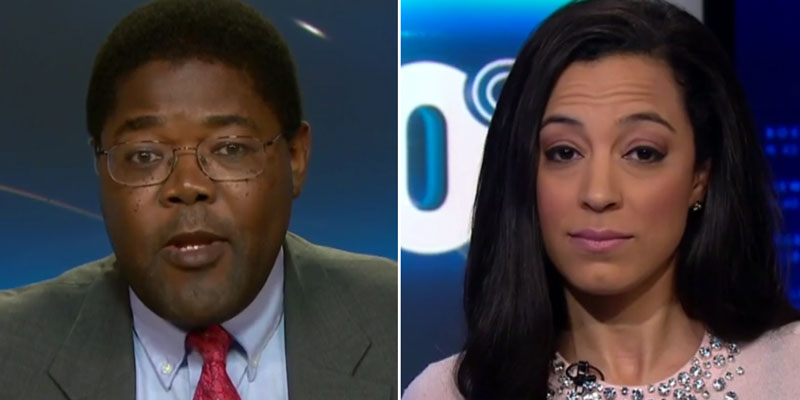 William Smith and Angela Rye