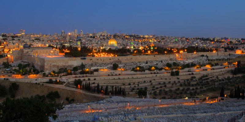 The Old City of Jerusalem (Photo: Etienne Valois)