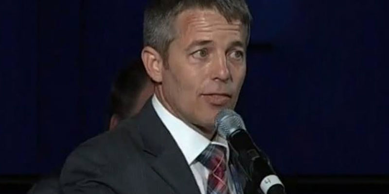 A Profile in Courage: Rep  Ed Henry's Stand for Justice