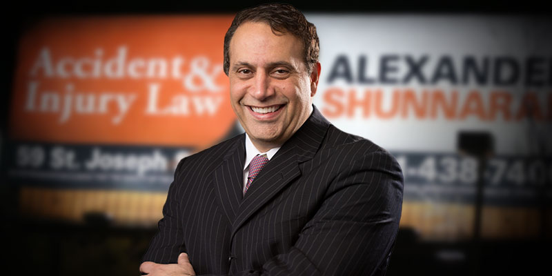 Iconic Alabama Attorney Alexander Shunnarah To Host Another Free Legal Advice Day