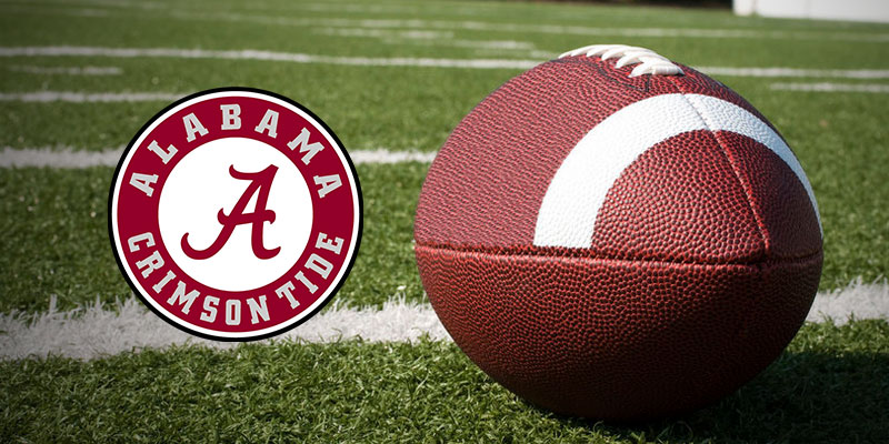 Here's A Look At The New 2018 Alabama Football Schedule