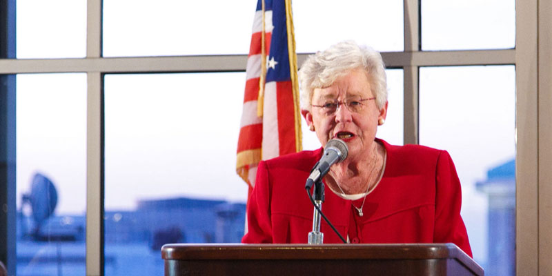 Alabama Governor Completes Cabinet Changes With New Mental
