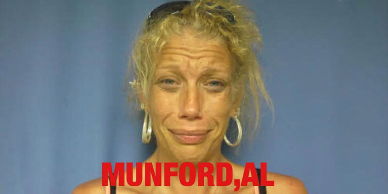 Steal in this Alabama Town—See Your Mugshot on Facebook