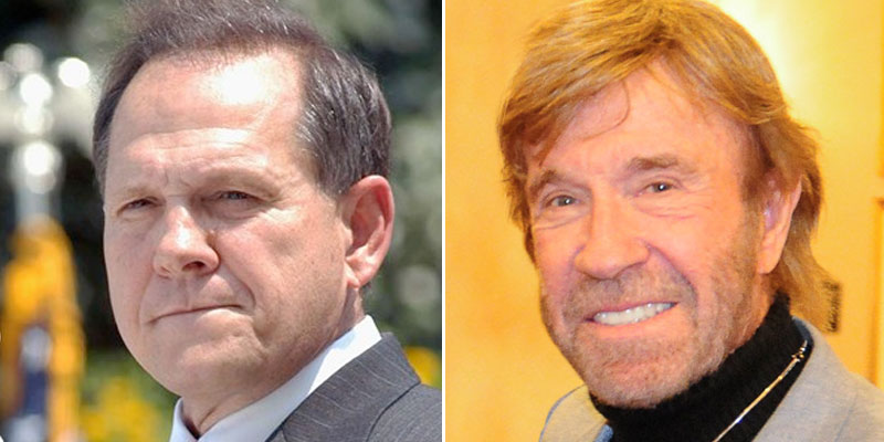 Chuck Norris endorses disgraced anti-LGBT extremist in Senate bid
