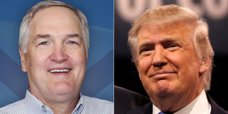 Trump Officially Endorses Luther Strange