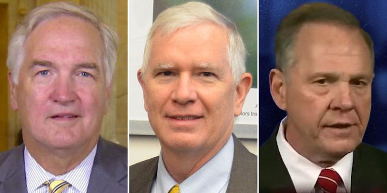 Who's Your Pick To Win The Republican Senate Primary?