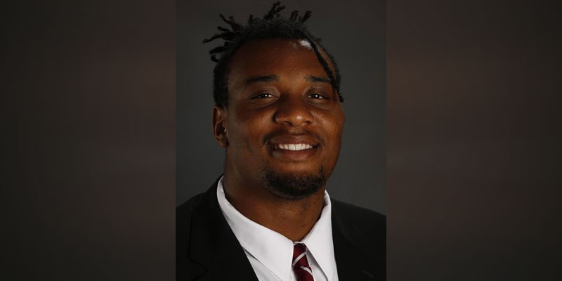 Alabama defensive lineman OK after getting hit by stray bullet