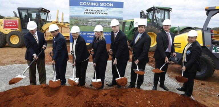 New Advanced Rocket Manufacturing Facility In Huntsville Breaks Ground