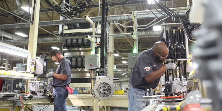 Briggs & Stratton Invests $12 Million, Creates 50 Jobs in Auburn
