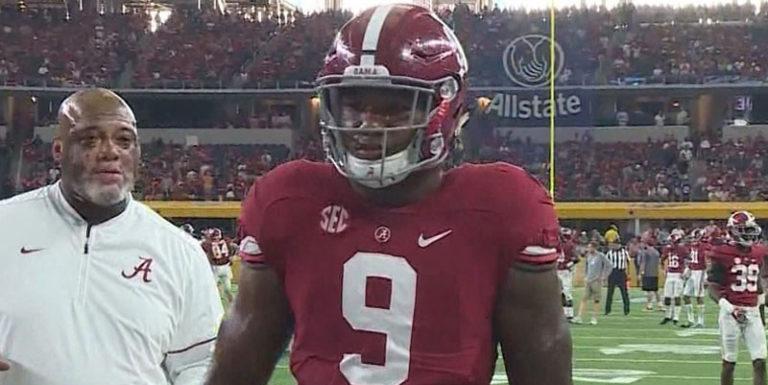 Alabama's Da'Shawn Hand To Return During Bye Week
