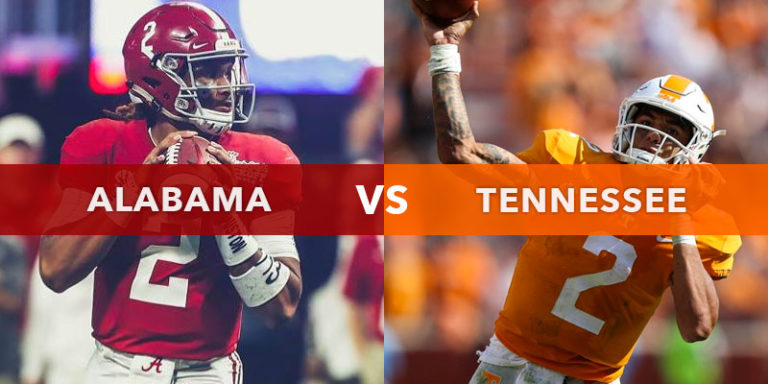 College Football Preview: Alabama vs. Tennessee