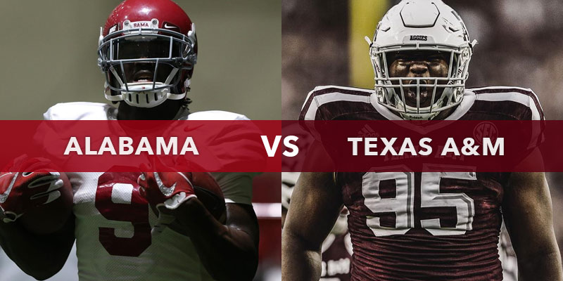 College Football Preview Alabama Vs Texas A M Yellowhammer News