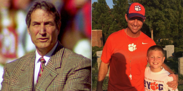All He Wanted Was a Chance: The Empowering Influence of Coaches Like Alabama's Gene Stallings
