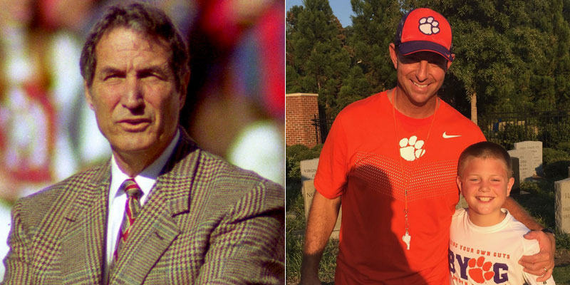 Video surfaces of fight in Clemson football locker room
