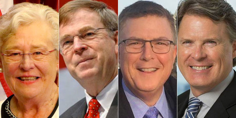Ivey, Battle, Dawson, and Hightower Remain Atop AL Gubernatorial Fundraising Race