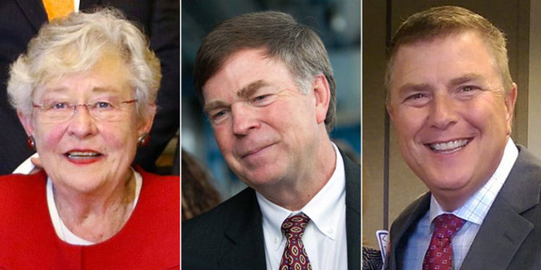 Gov. Kay Ivey leads in fundraising for governor's race, hauling in more than $2 million in contributions