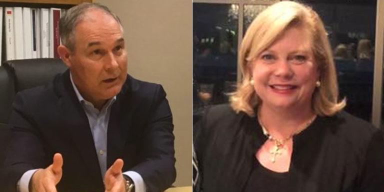 Cavanaugh Embraces Pruitt's Return to the Law Under Trump's EPA
