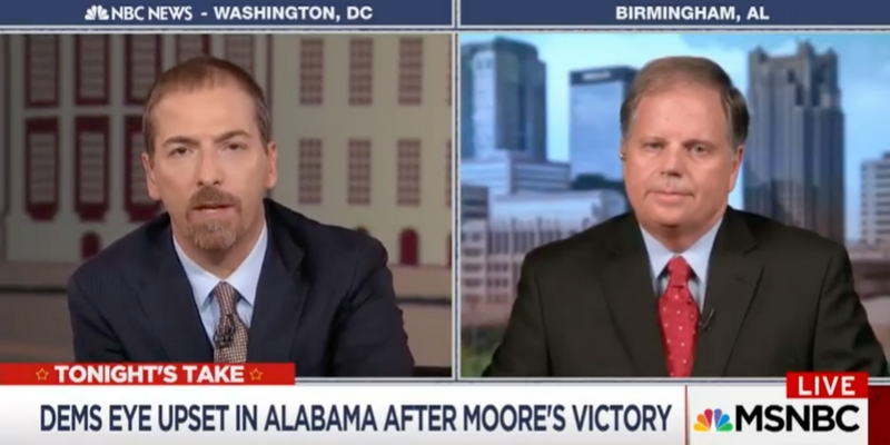 Republican Senate candidate Roy Moore denies sexually abusing 14-year-old girl